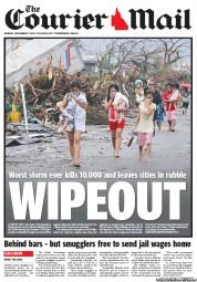 Australia Natural Disasters November  Article