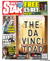 Daily Star front page for 2 July 2020