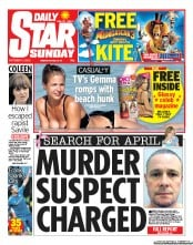 Daily Star Weekend () Newspaper Front Page for 7 October 2012