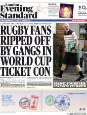 the standard newspaper today pdf