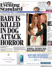 newspaper headlines for monday 17 october 2016 paperboy online