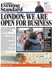London Evening Standard loves the future outlook of a