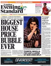 Newspaper Headlines For Saturday 29 March 2014 Paperboy