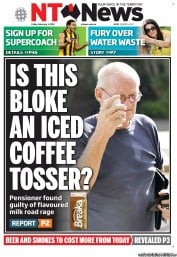 The NT News Most Talked About front pages | Daily Telegraph