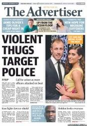 Australian Newspaper Headlines for Thursday, 2 January