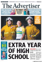 Appalling handling of a page one news story by News Limited