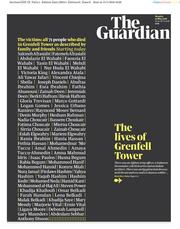 The Guardian (UK) Newspaper Front Page for 14 May 2018