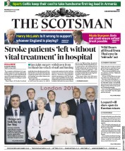 The Scotsman (UK) Newspaper Front Page for 11 July 2018