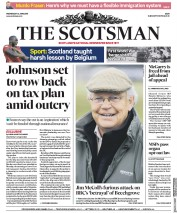 The Scotsman () Newspaper Front Page for 12 June 2019