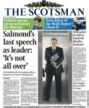 Scotsman newspaper dating