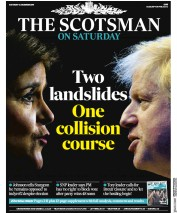 The Scotsman () Newspaper Front Page for 14 December 2019