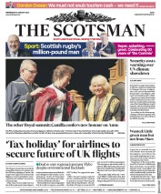 The Scotsman (UK) Newspaper Front Page for 15 January 2020