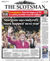 The Scotsman () Newspaper Front Page for 16 October 2019