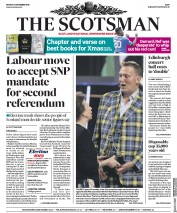 The Scotsman () Newspaper Front Page for 16 December 2019