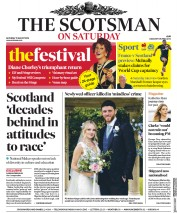 The Scotsman (UK) Newspaper Front Page for 17 August 2019