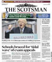 The Scotsman front page for 1 July 2020
