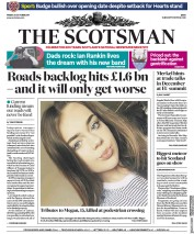 The Scotsman (UK) Newspaper Front Page for 20 October 2017