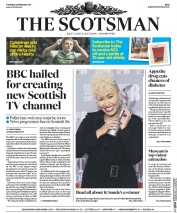 The Scotsman (UK) Newspaper Front Page for 23 February 2017