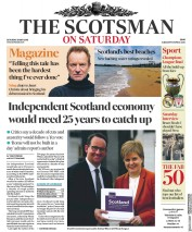 The Scotsman (UK) Newspaper Front Page for 26 May 2018