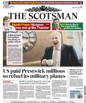 The Scotsman (UK) Newspaper Front Page for 26 June 2019