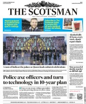 The Scotsman (UK) Newspaper Front Page for 28 February 2017