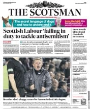 The Scotsman (UK) Newspaper Front Page for 28 February 2019