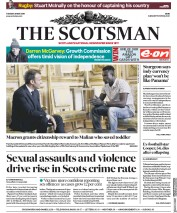 The Scotsman (UK) Newspaper Front Page for 29 May 2018