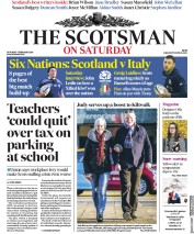 The Scotsman (UK) Newspaper Front Page for 2 February 2019