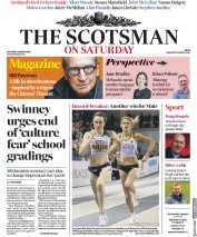 The Scotsman () Newspaper Front Page for 2 March 2019