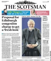 The Scotsman (UK) Newspaper Front Page for 30 December 2019