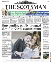 The Scotsman front page for 5 August 2020