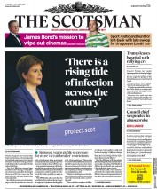 The Scotsman front page for 6 October 2020