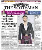 The Scotsman (UK) Newspaper Front Page for 6 March 2019