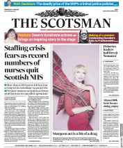 The Scotsman (UK) Newspaper Front Page for 6 June 2018