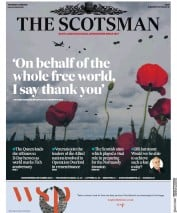 The Scotsman (UK) Newspaper Front Page for 6 June 2019