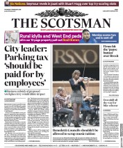 The Scotsman (UK) Newspaper Front Page for 7 February 2019