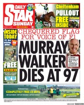Daily Star Sunday (UK)