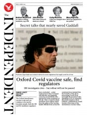 Read full digital edition of The Independent newspaper from UK